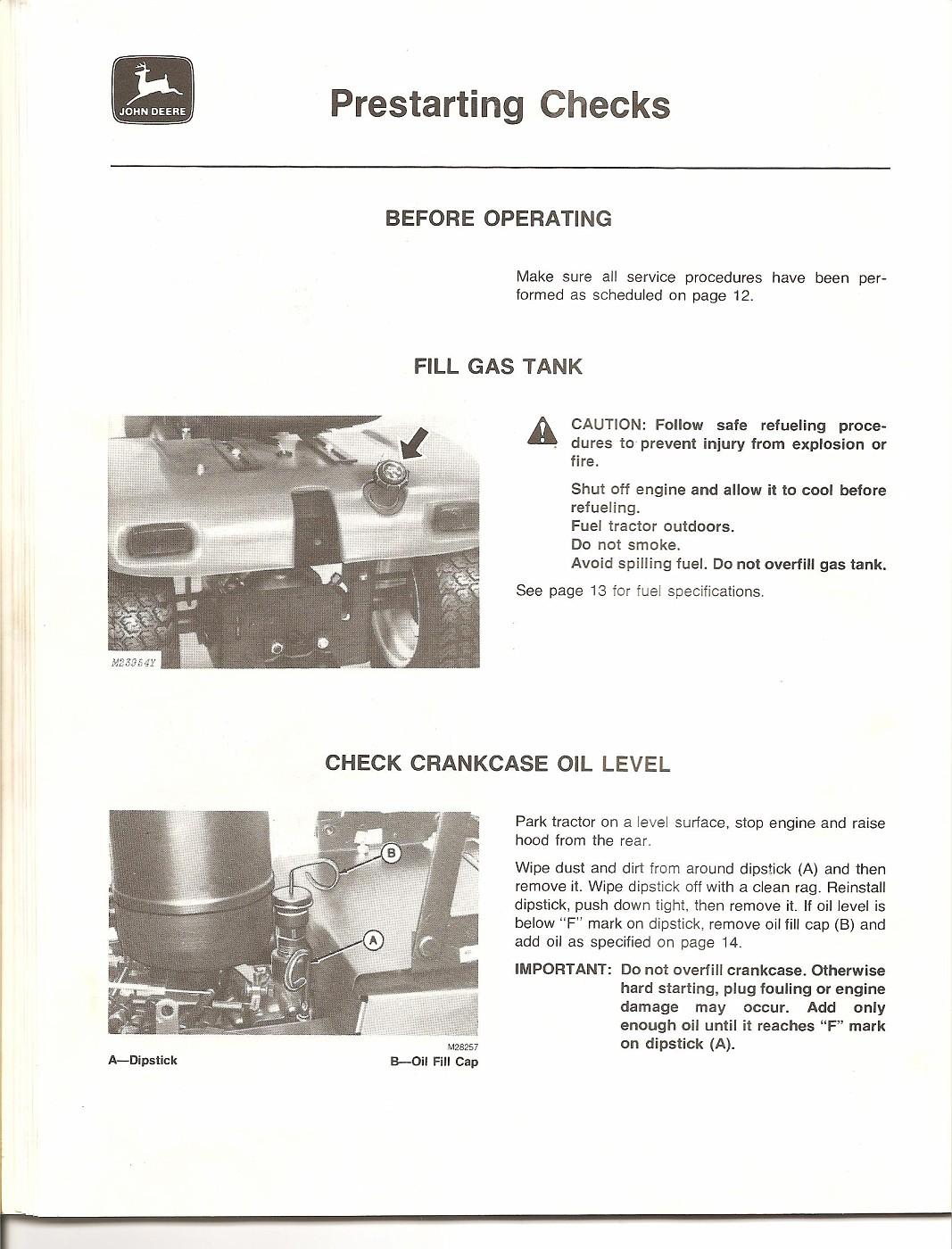 317 John Deere Wiring Diagram Get Free Image About Wiring Diagram