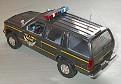 Ohio State Hwy Patrol Tahoe