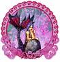 Anya Floral-Maid Lavender