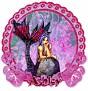 Ashley Floral-Maid Lavender