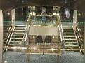 stairs everywhere - good to walk 'n talk
