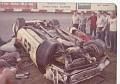 Charlie Chamblee wreck at Huntsville