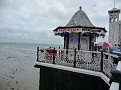 An artist's cupola on the Palace Pier, 2, AUG 2011