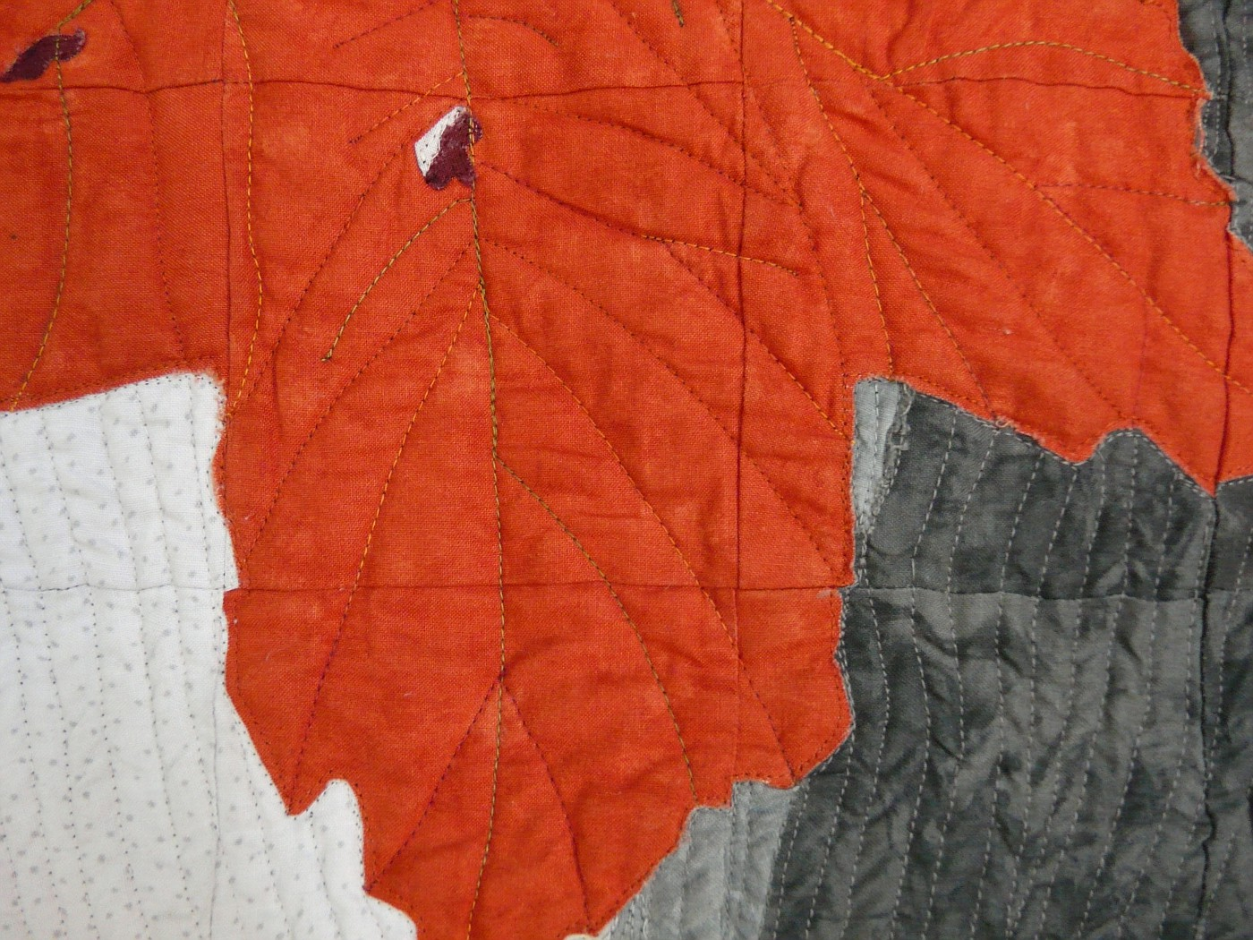 Maple Leaf Rag, detail 2