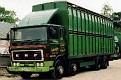 C344 TSA   ERF C38 8x4 rigid livestock truck