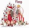 MerryChristmas Patty byClau-vi