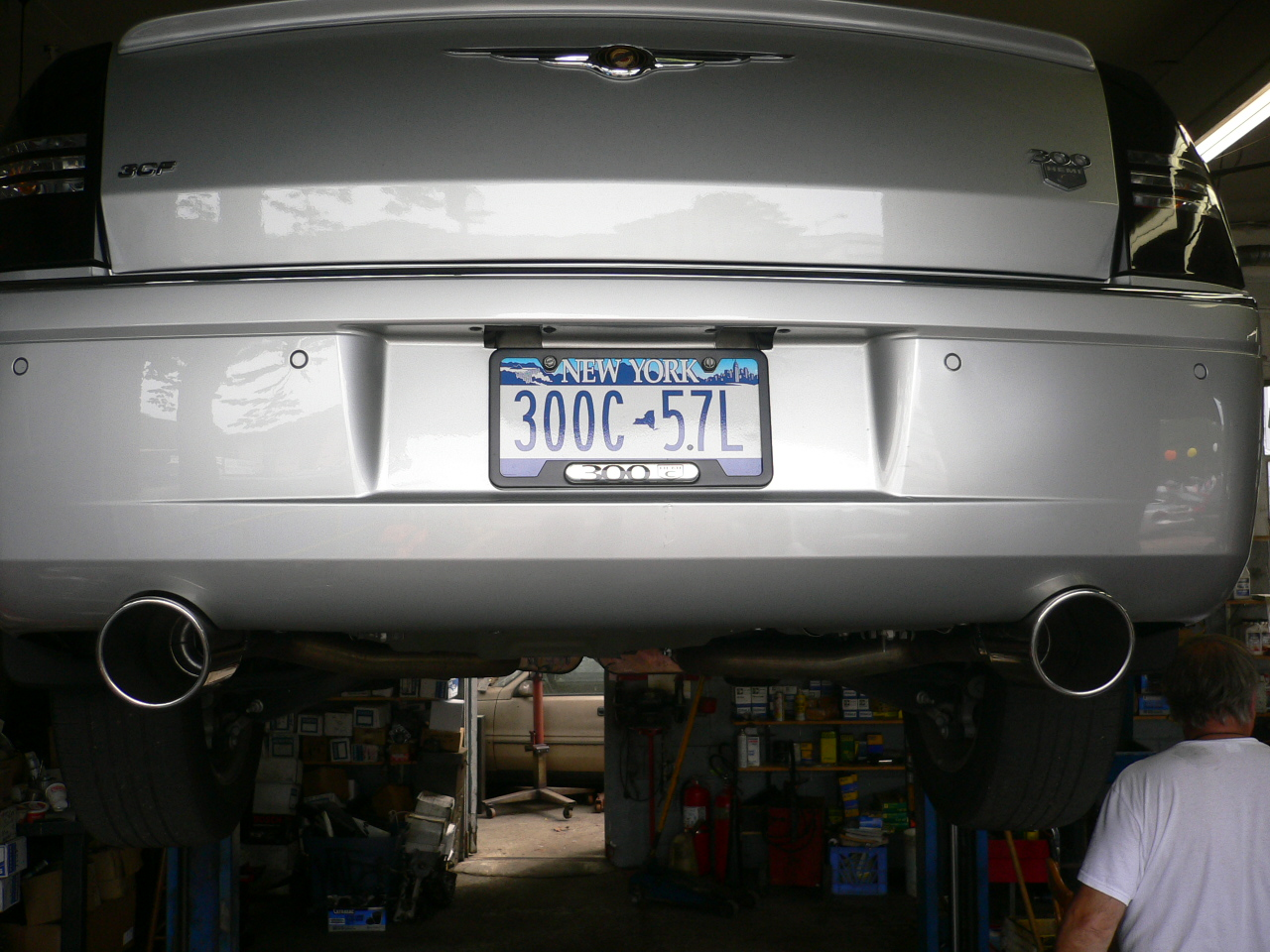 5 Inch Exhaust Tips Are On Click For Picks