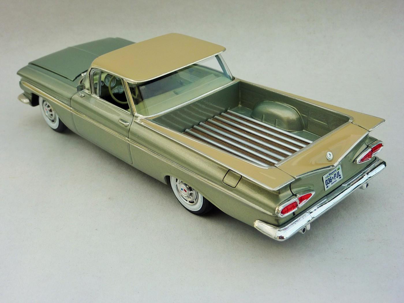 restauration Chevy EL camino 59  P1290124-vi