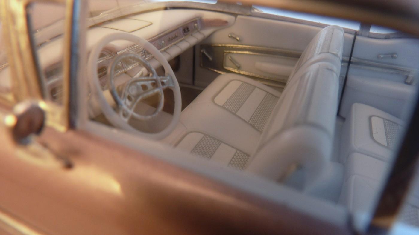 Chevy Impala 58  InalesChevy58Impalalowrider020-vi