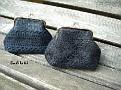 mustad linased rahakotid