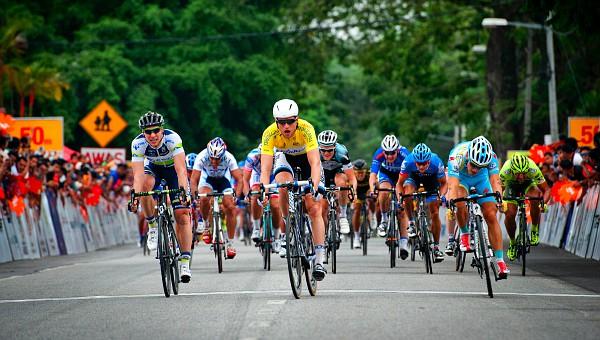 Terenggenau Tour de Langkawi 2013