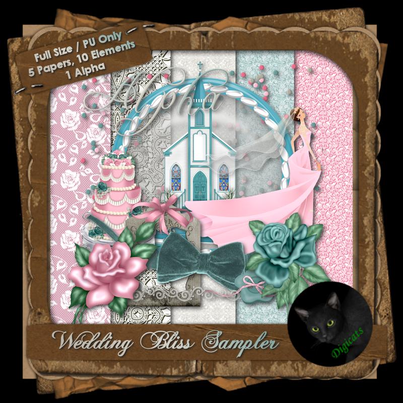 Wedding Bliss Sampler (Full)