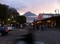 Friday Night in Antigua, Guatemala.