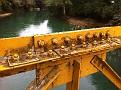 Bridge Support at Semuc Champey