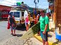 Getting situated in Granada, Nicaragua.