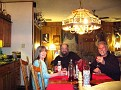 Fresh Venison Dinner with my Neighbors, Hazel and Joe.