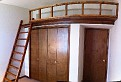 Madison's Loft / Stained and Finished!!!  Thanks, Joe...  Great Job ;-)