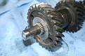 Cluster Gear 7113 with new needle roller