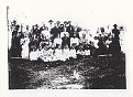 Houchins / Comer families 1905 or 1906