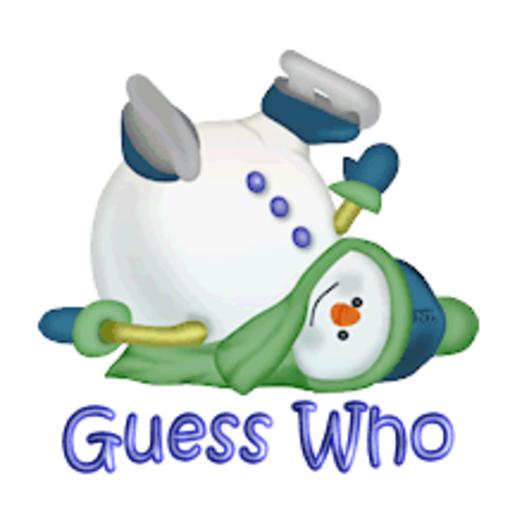 Guess Who - CuteSnowman1318