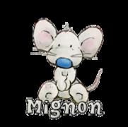 Mignon - SittingPretty