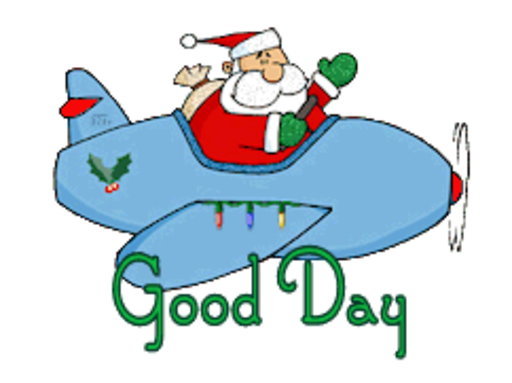 Good Day - SantaPlane
