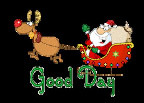 Good Day - SantaSleigh