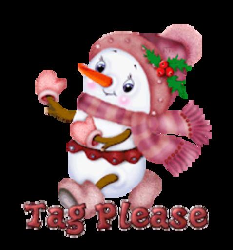 Tag Please - CuteSnowman
