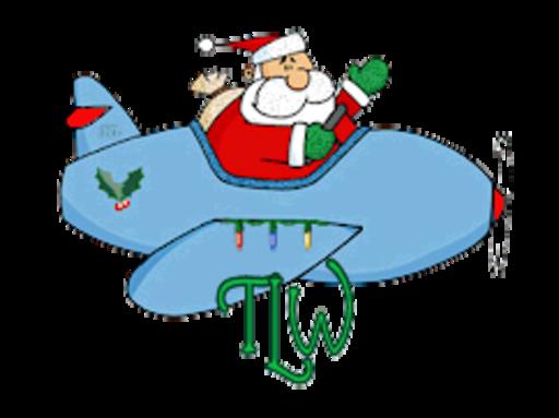 TLW - SantaPlane