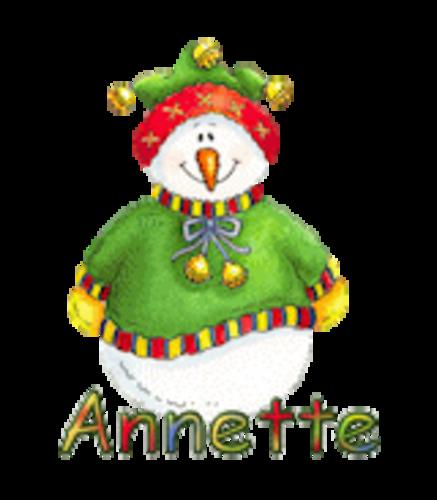 Annette - ChristmasJugler