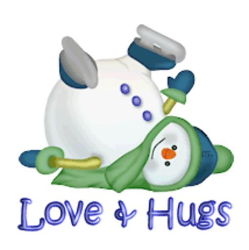 Love & Hugs - CuteSnowman1318