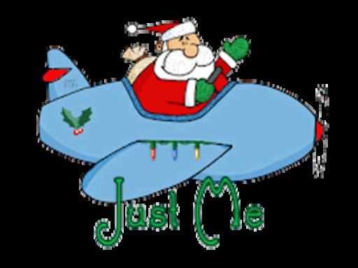 Just Me - SantaPlane