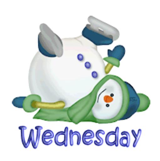 DOTW Wednesday - CuteSnowman1318