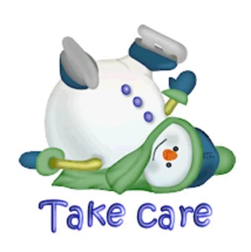 Take care - CuteSnowman1318