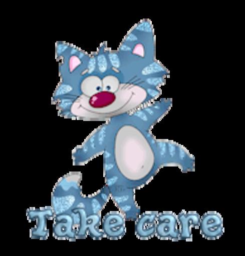 Take care - DancingCat
