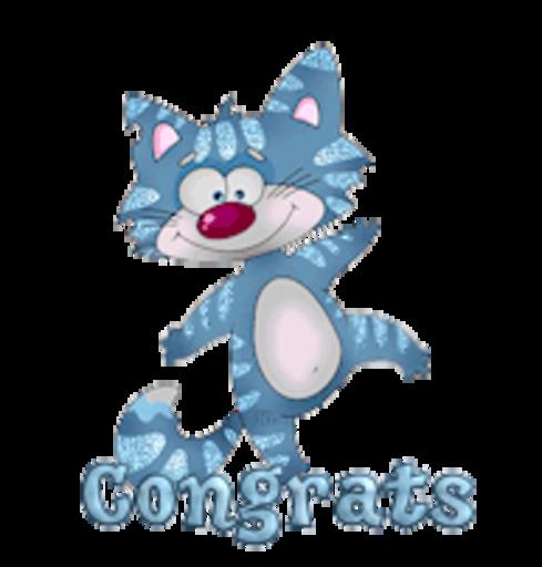 Congrats - DancingCat