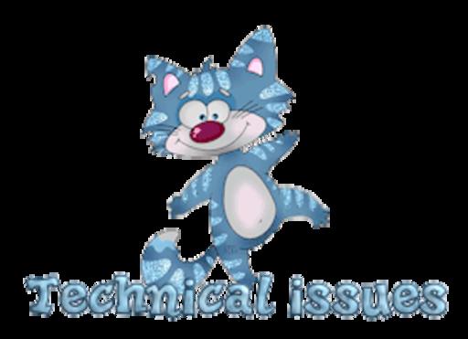 Technical issues - DancingCat