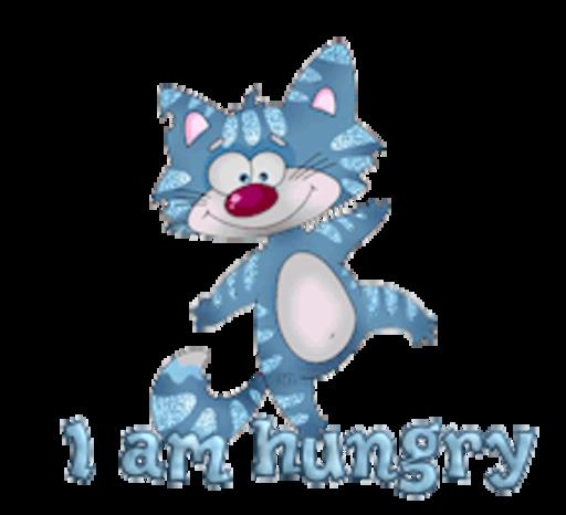 I am hungry - DancingCat
