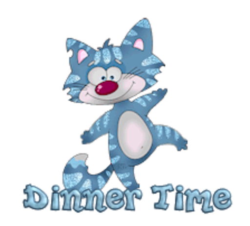 Dinner Time - DancingCat