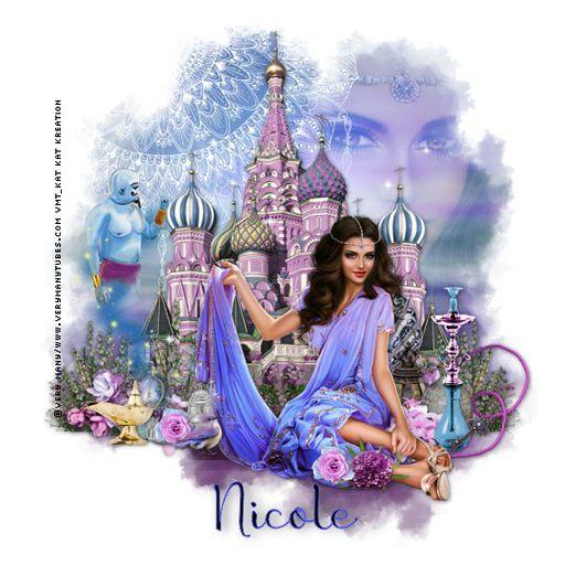 Nicole - KK exotic allure Nicole