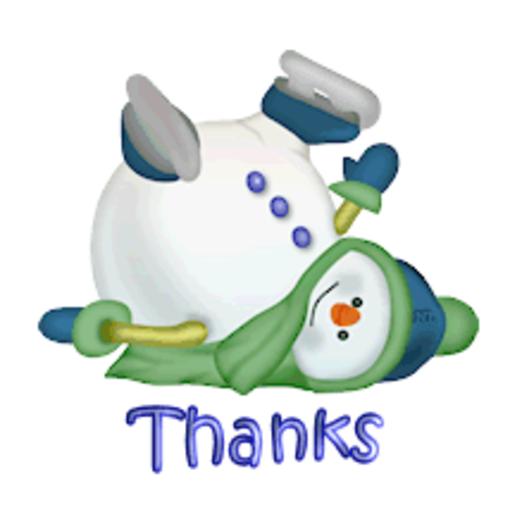 Thanks - CuteSnowman1318