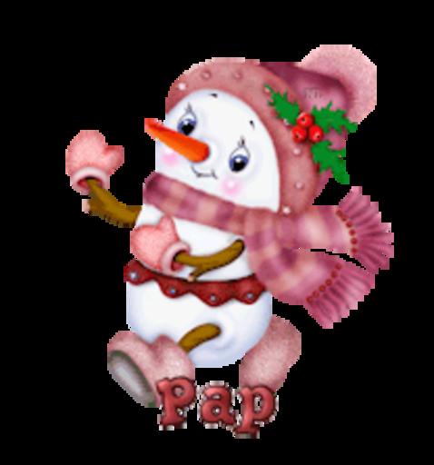 Pap - CuteSnowman