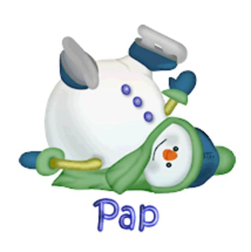 Pap - CuteSnowman1318