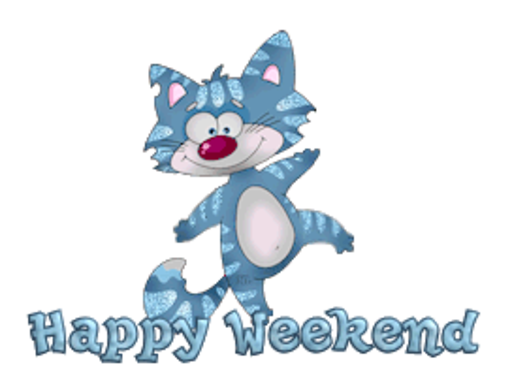 Happy Weekend - DancingCat
