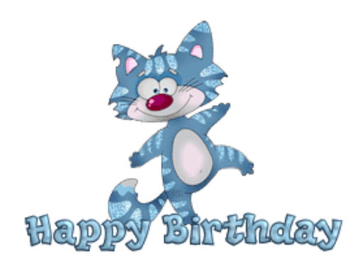 Happy Birthday - DancingCat