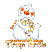 Trop drole - CandyCornGhost