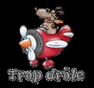 Trop drole - DogFlyingPlane