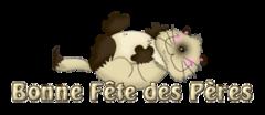 Bonne Fete des Peres - KittySitUps