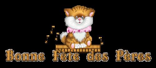 Bonne Fete des Peres - CuteKittenSitting