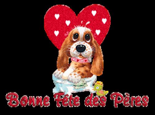 Bonne Fete des Peres - ValentinePup2016